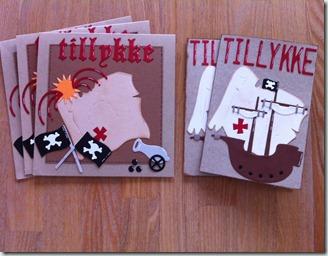 Pirat kort