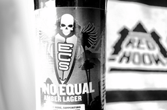 image of ECS No Equal Amber Lager courtesy of our Flickr page