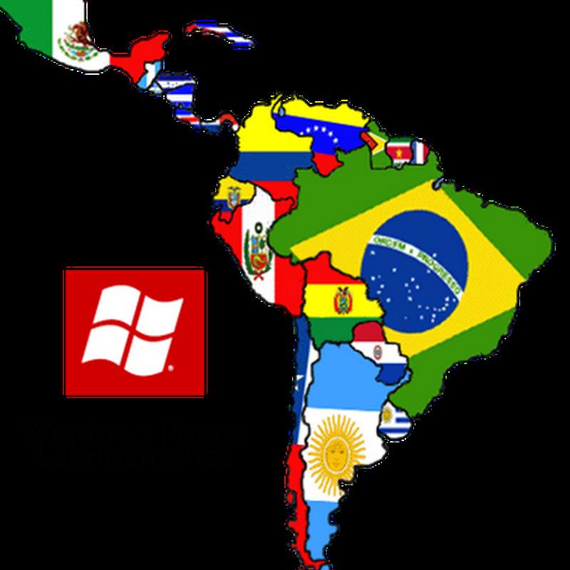 Los servicios de Windows Phone en Latinoamérica