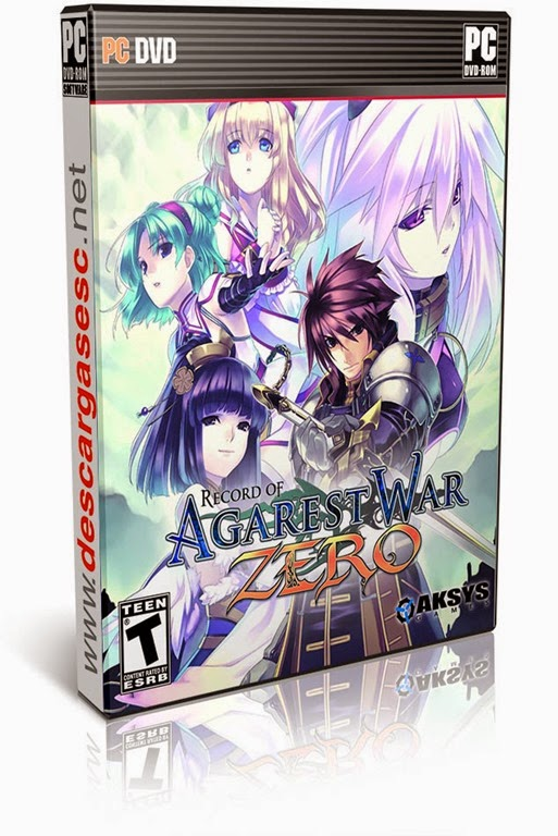 Agarest Generations of War Zero-RELOADED-pc-cover-box-art-www.descargasesc.net