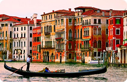 venice as best place to travel