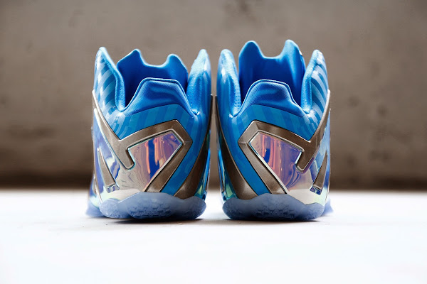 Coming Soon Nike LeBron 11 Elite 8220Blue 3M8221