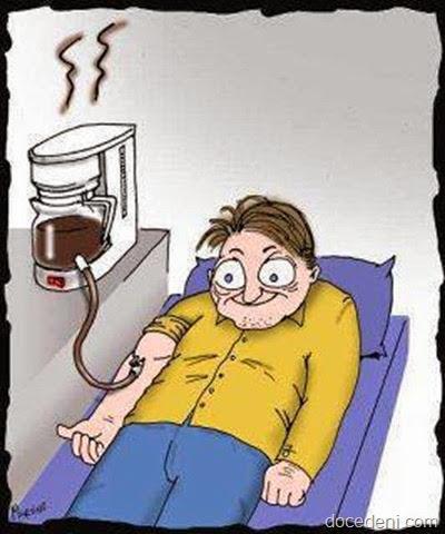 cafe na veia