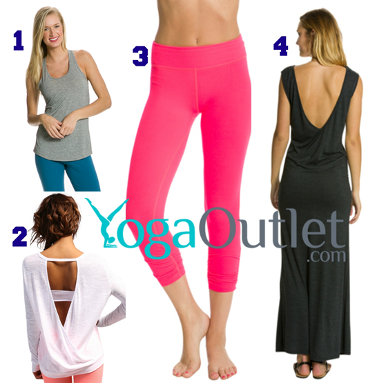 yoga outlet summer sale