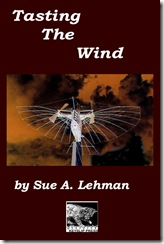 Tasting The Wind Cover1