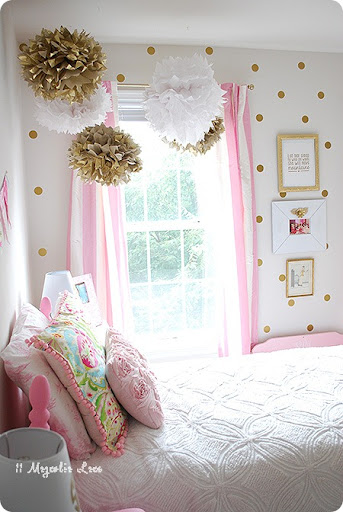 ... October Before And After From Thrifty Decor Chick For 6 Year Old  Bedroom Ideas ...