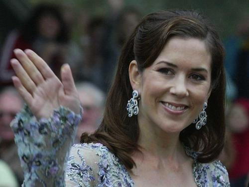 Princess Mary of Denmark''s Aquamarine Jewelry
