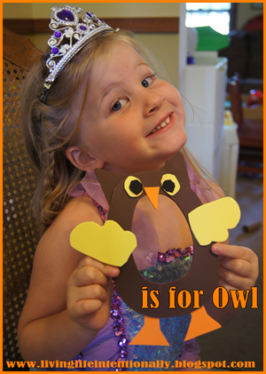 Preschool unit for letter O is for Owl #alphabet #preschool