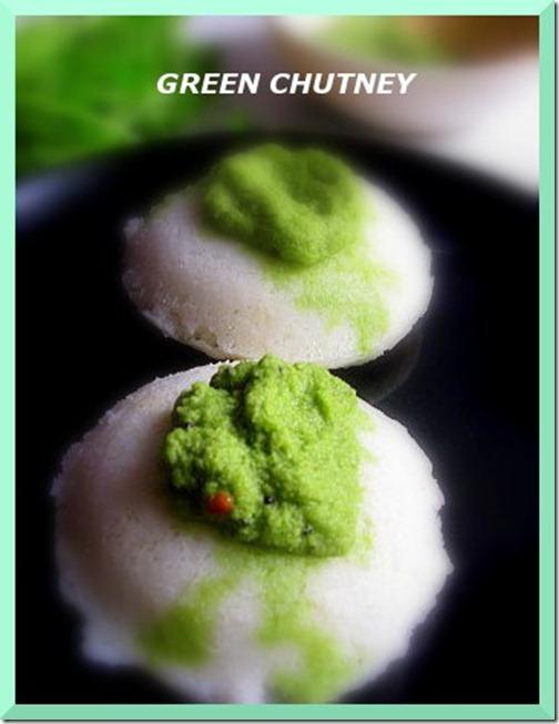 hotel green chutney