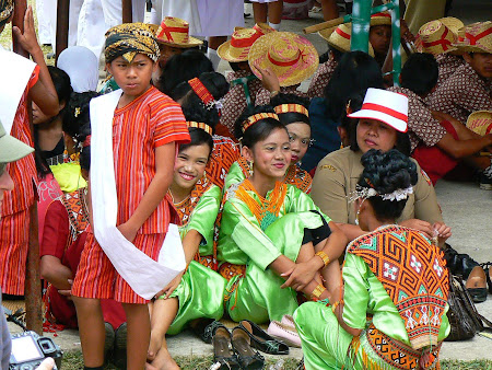 Tana Toraja: School celebration