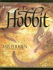Lo hobbit (illustrato da Alan Lee) - J. R. R. Tolkien