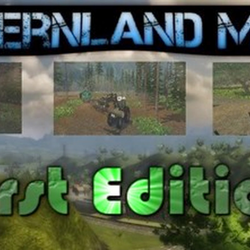 Farming simulator 2013 - Farmland Map v 4.0 forst