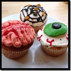 Nikis Cupcakes halloween