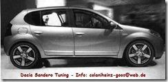 Dacia Sandero Tuning 01