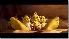 enfants de Shrek