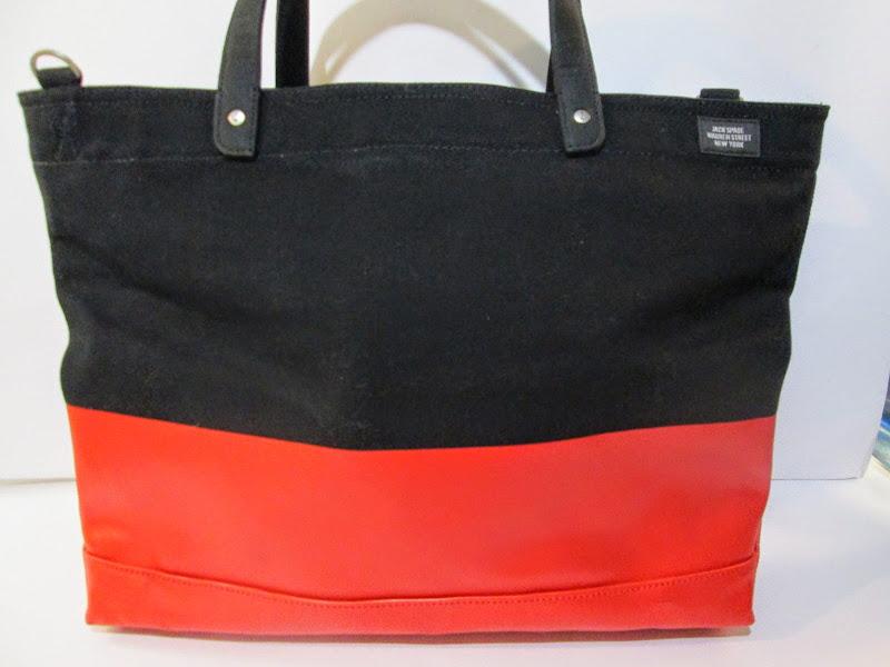 Jack Spade Market Bag