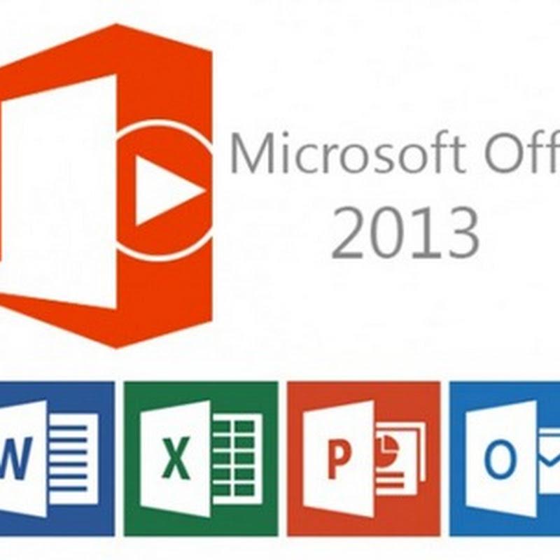 Microsoft Office 2013 Já Está Disponível Pr'a [Download]