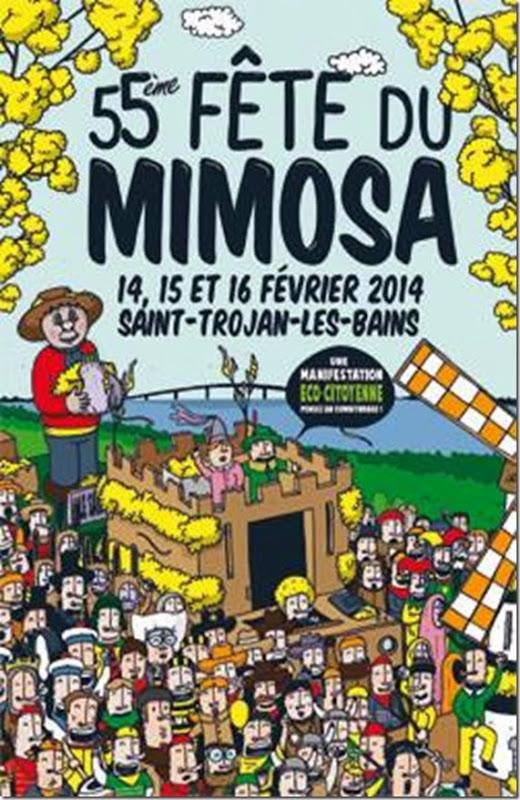 Mimosa 2014