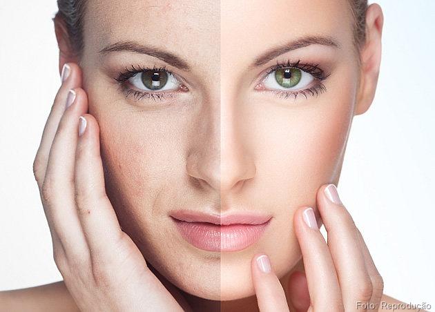 É comprovado O clareamento de manchas e a absorção de extratos na pele?