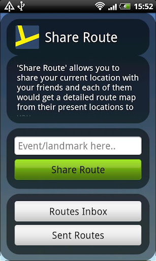 Share Route