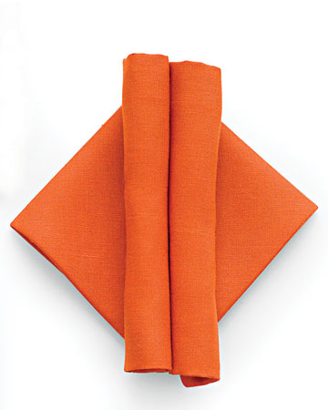 Diy home projects martha stewart for 10 easy table napkin folding