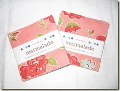 Marmalade charms