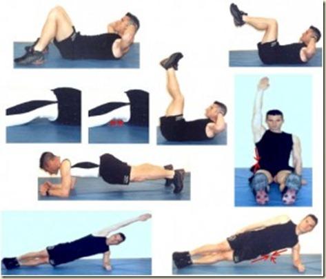 ejercicios para quemar grasas rapidamente