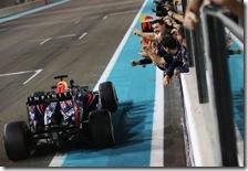 La Red Bull di Sebastian Vettel