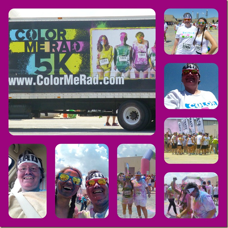 Color Me Rad 5-12-13
