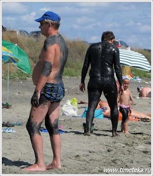 На диком пляже между Поморием и Ахелоем. www.timeteka.ru
