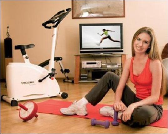 фитнес-дома