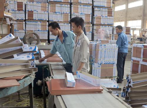 Đa dạng hóa sản phẩm, Công ty Cổ phần CMC Việt Trì có vị trí vững chắc trên thị trường nội địa.