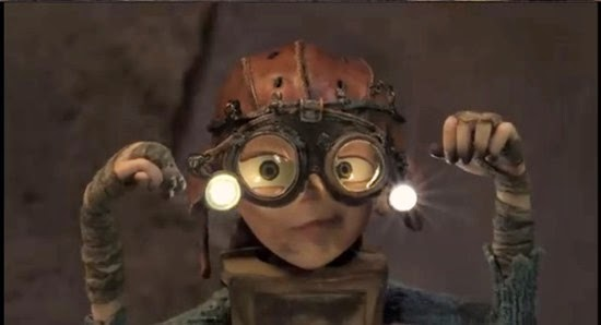 The Boxtrolls - steampunk