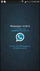 تحميل تطبيق WhatsApp Plus يدعم العربية للأندرويد-4