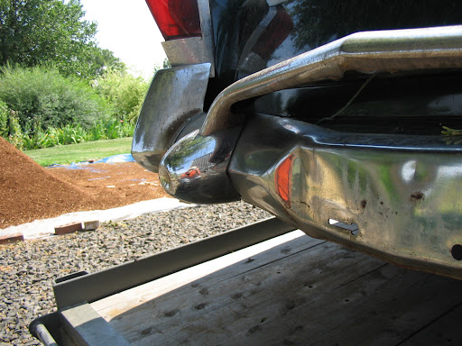 Rust on bumper car #1