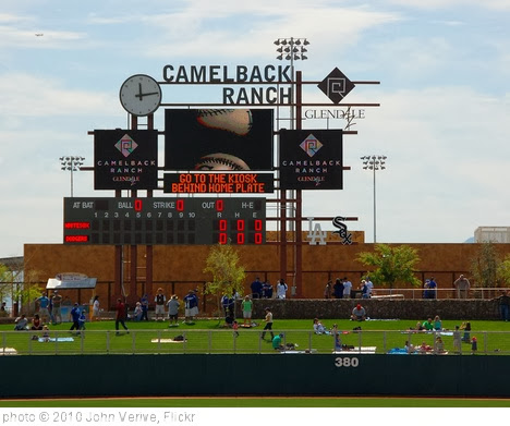 'Camelback Ranch!' photo (c) 2010, John Verive - license: http://creativecommons.org/licenses/by-sa/2.0/