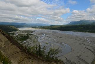 The Matanuska River