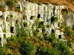 The Necropolis of Pantalica
