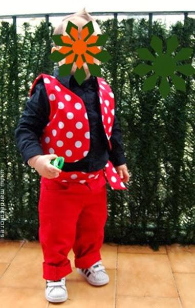 traje de andaluz