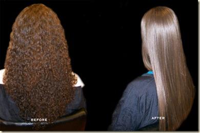 tratamiento para el cabello con keratina