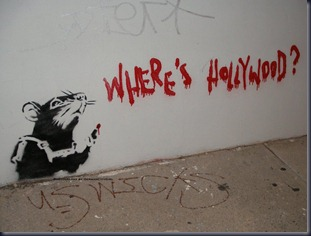 Banksy holly