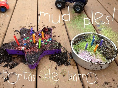 Making Mud Pies from Mummy's Busy World