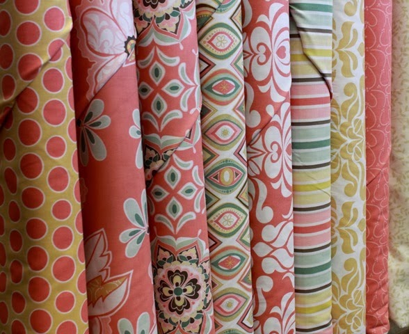 Valencia fabric from Riley Blake via The Fabric Mill Blog