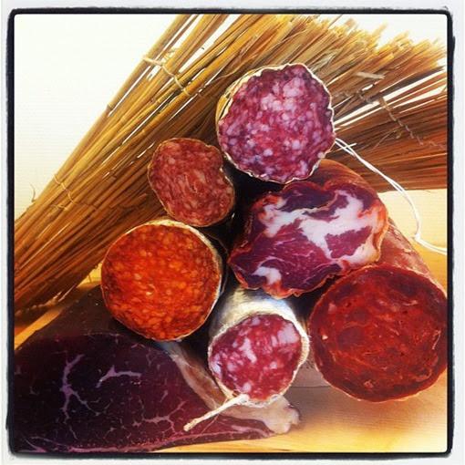 Chorizos y embutidos foto de Gastroimport Sverige
