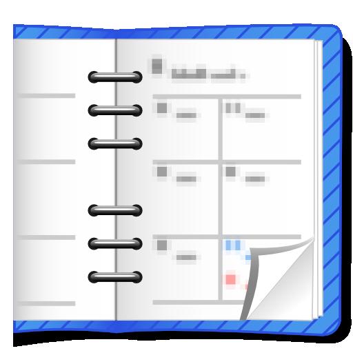 Refills(システム手帳・カレンダー・スケジューラー) 生產應用 App LOGO-APP試玩