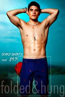Folded and hung summer 2014 lookbook swimwear (14)