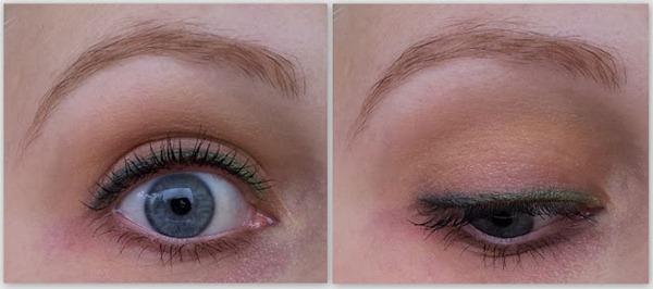 soft ombre Eyeliner
