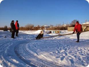 лыжи 069