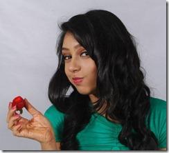 Actress Neethi Taylor in Love Dot Com Telugu Movie Photos