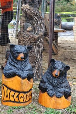 Grumpy Bears welcome you
